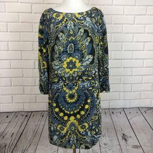TRINA TURK l New $308 Kerry Silk Dress sz 6